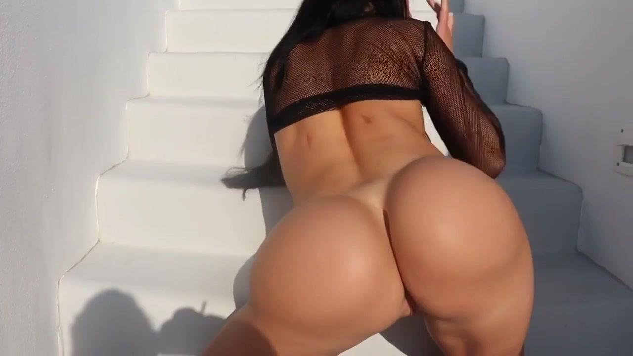 Latina Big Tits Striptease